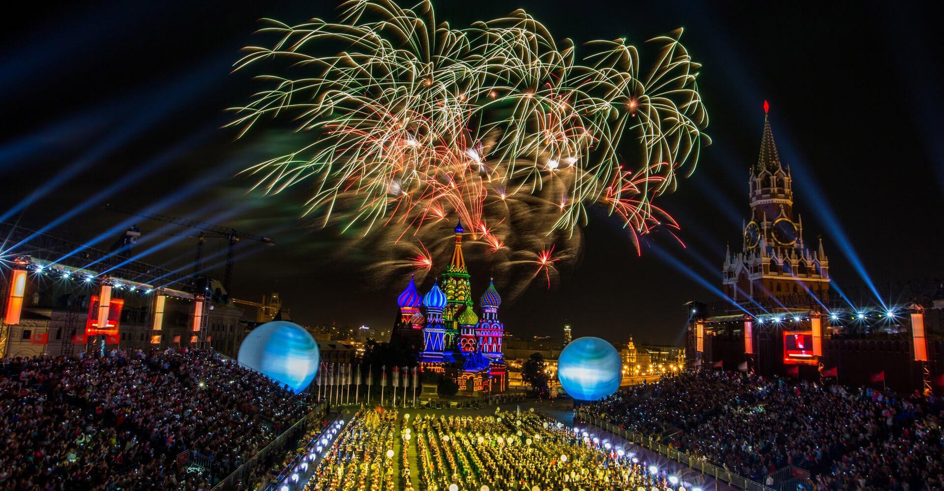 Фестиваль «Спасская башня» 2020 на Красной площади. Забронировать и купить билеты на сайте 0+
