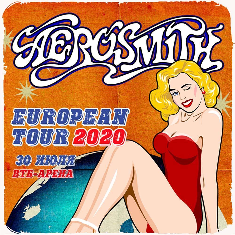Купить билеты на концерт Aerosmith (Аэросмит) 30 июля 2020 на ВТБ Арене – Центральный стадион Динамо!