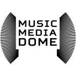 Логотип MUSIC MEDIA DOME (MMD)